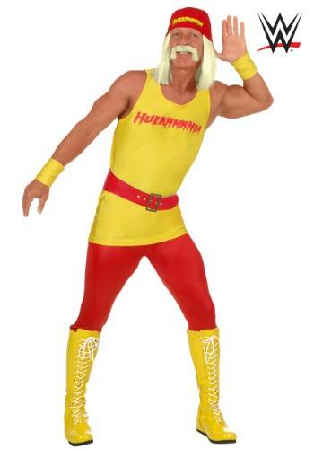 Disfraz de Hulk Hogan para adulto