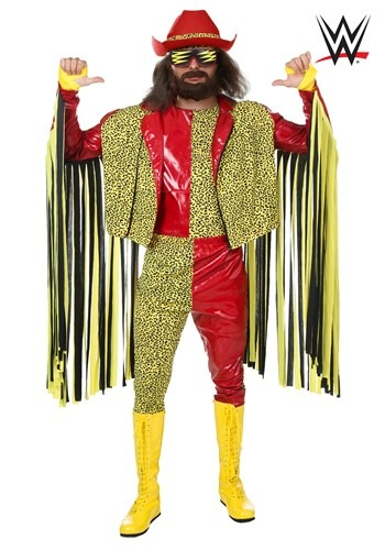 Disfraz de Randy Savage Macho Man