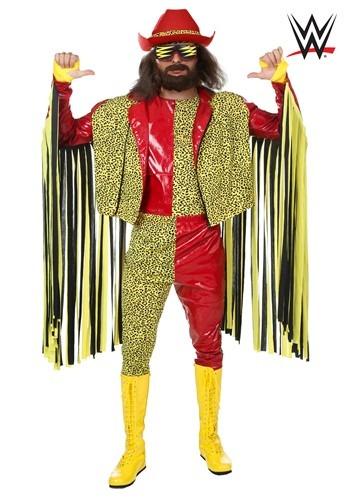 Disfraz de Randy Savage Macho Man