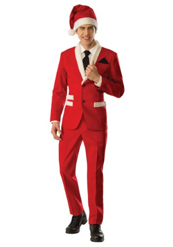 Disfraz navideño de Santa para hombre