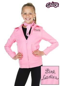 Chaqueta infantil Pink Ladies auténtica
