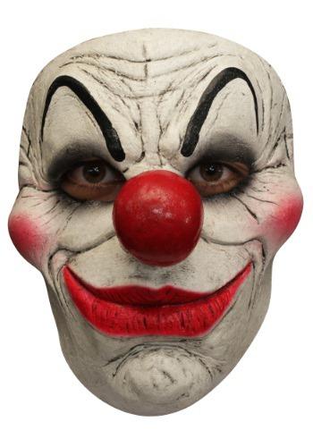 Máscara de payaso para adulto #4