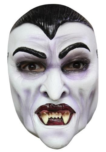 Máscara de Drácula para adulto