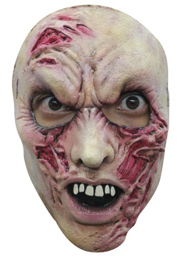 Máscara de zombi para adulto #4
