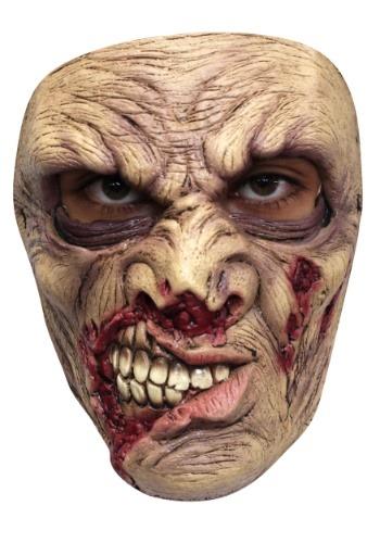 Máscara de zombi para adulto #8