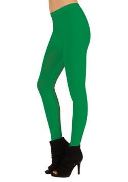 Leggings verdes para mujer
