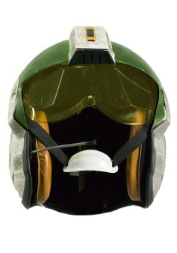 Casco piloto Wedge X-Wing