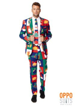 Quilty Pleasure Holiday Opposuit de los hombres
