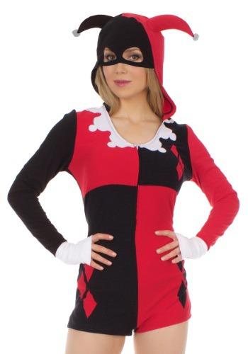Romper de Harley Quinn para mujer