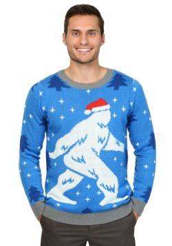Suéter de Navidad Yeti