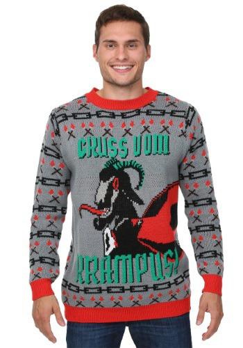Jersey navideño Krampus