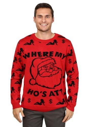 ¿Dónde está My Ho's at Christmas Sweater?