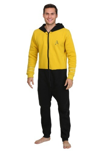 Pijama del Capitán Kirk de Star Trek