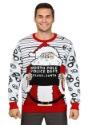 Suéter de Navidad Santa para hombres gratis