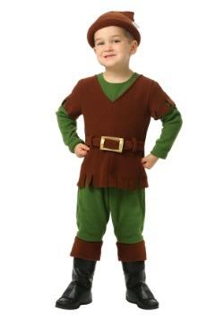 Disfraz de pequeño Robin Hood para niños pequeños