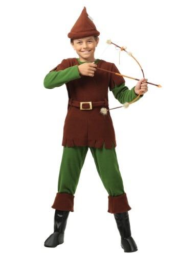Disfraz de Little Robin Hood Boy