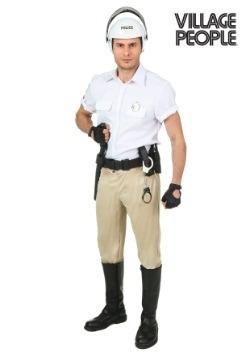 Disfraz de policía de Village People talla extra