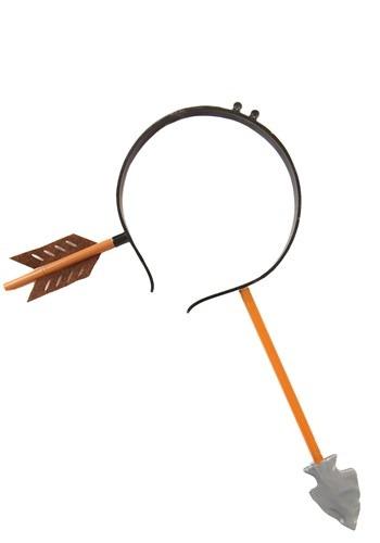 Flecha a través de la cabeza de utilería