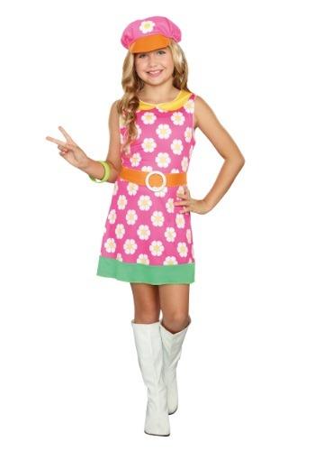 Disfraz A-Go-Go para niñas