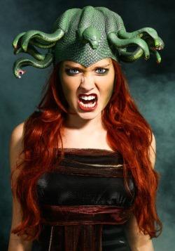 Tocado de Medusa