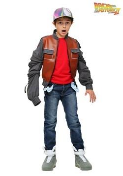 Los niños de vuelta al futuro Marty McFly Jacket