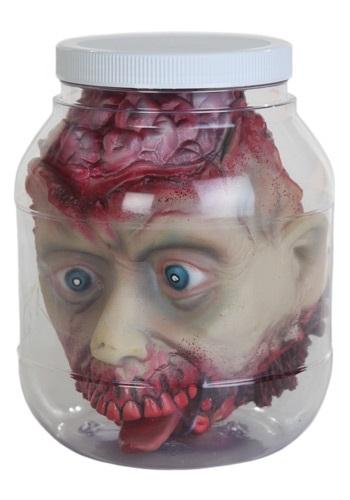 Cabeza en un frasco