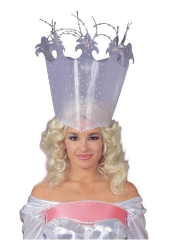 Corona Deluxe Glinda para adultos