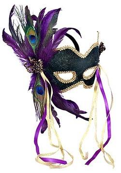 Máscara del Carnaval de Mardi Gras
