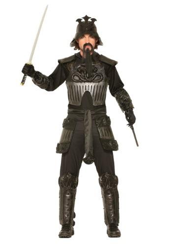 Disfraz de guerrero samurai para adulto