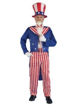 Disfraz de tío Sam