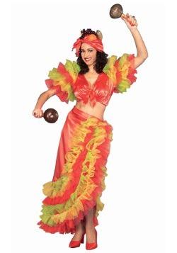 Vestido de bailarín latino