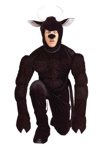 Disfraz de Toro el Terri-Bull