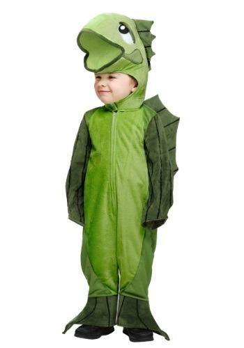 Disfraz de pez para niños pequeños