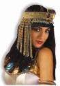 Cinta para el pelo de serpiente con cuentas de Cleopatra