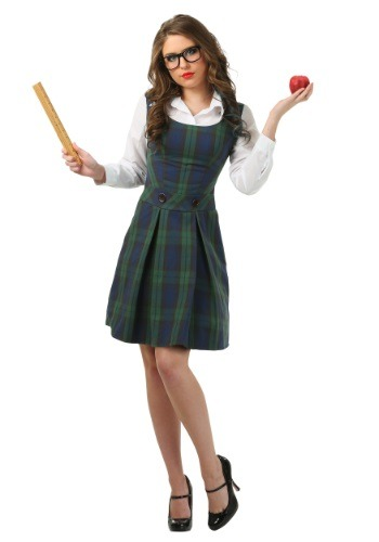 Disfraz de niña escolar