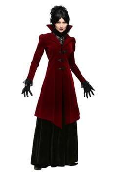 Disfraz de vampiresa deliciosamente terrible para mujer