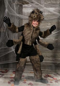 Disfraz infantil de araña peluda