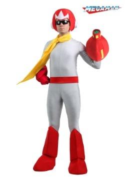 Disfraz Hombre Hombre Mega Proto Man