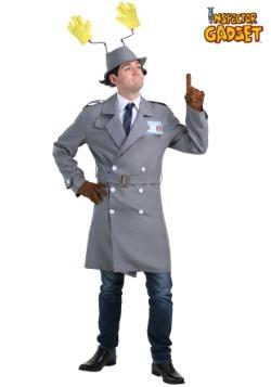 Disfraz de inspector Gadget para hombre