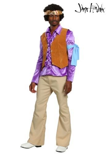 Disfraz de Jimi Hendrix para adulto