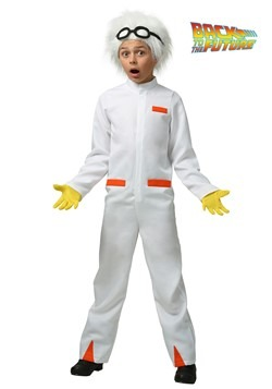 Volver al disfraz de Future Child Doc Brown