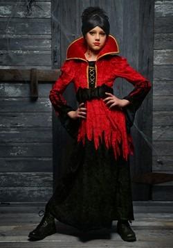 Disfraz de vampiro sediento de sangre para niñas