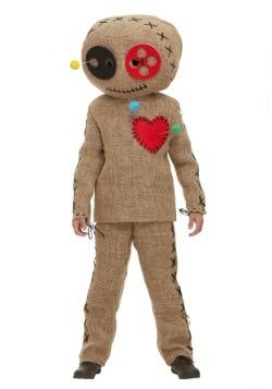 Disfraz de muñeca de vudú infantil