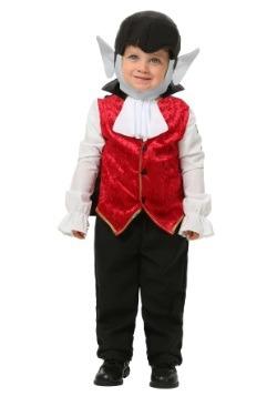Disfraz de vampiro aterrador para niños pequeños