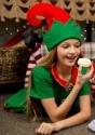Disfraz de duende navideño para niñas