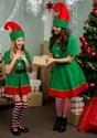 Disfraz de Elfo de las vacaciones para mujer