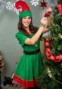 Disfraz Elfo Plus de las vacaciones para mujer