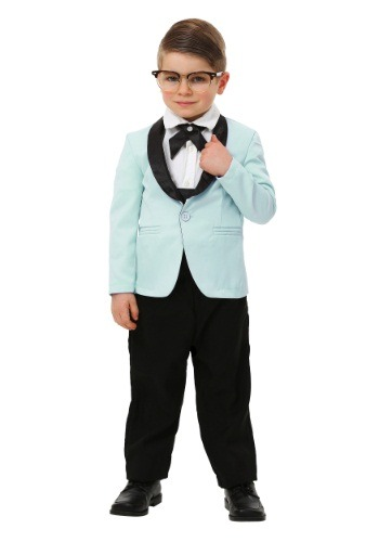 Disfraz de Mr. 50's para niños pequeños