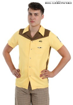 Camisa de boliche de The Big Lebowski Medina Sod talla extra