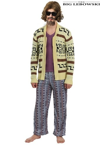 The Big Lebowski The Dude Mens Sweater Disfraz